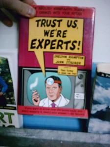 Trust Us, We're Experts Image medium_35555985