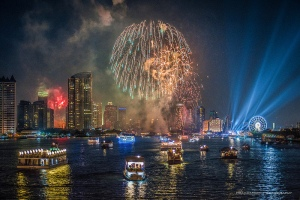 Fireworks over Bangkok Image medium_8333497020