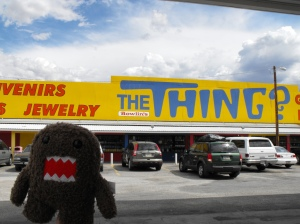 The Thing in Arizona