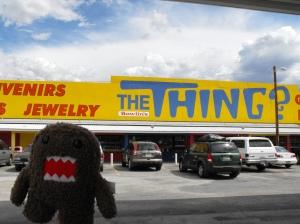The Thing in Arizona
