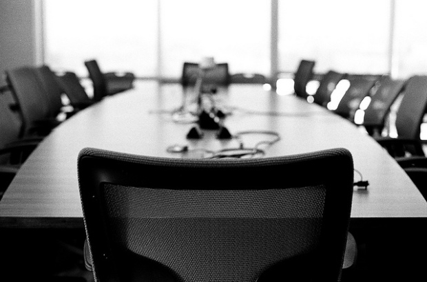 Conference room photo