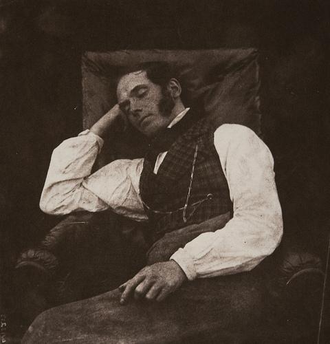 Man Sleeping Presentation Post 5710963793_a2af269d09